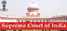 Logo of Supereme Court of India website