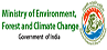 Logo of Ministry of Environment, Forest and Climate Change website